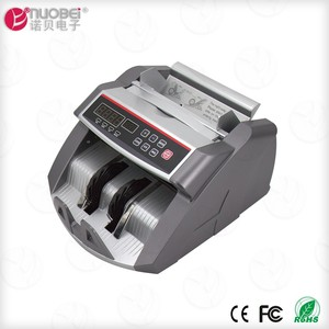 Small portable automatic electronic multi currency cash counter machine for sale