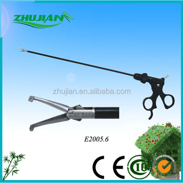 High quality factory price laparoscopic grasper - disposable