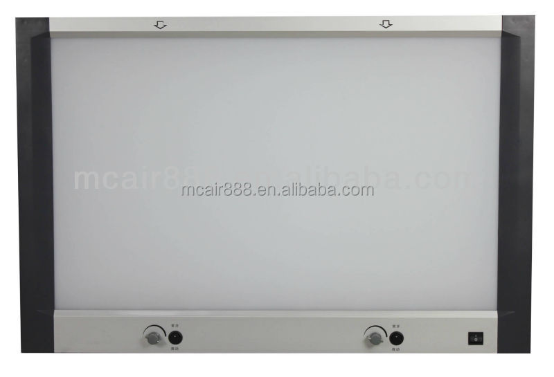 Industrial portable led x-ray film viewer