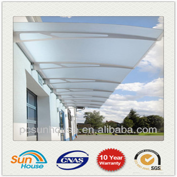 cheap poly awning