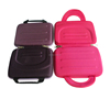 Factory 11 inch cheap good shape hard protective carrier EVA laptop sleeve/case/bags with handle
