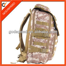 Military Backpack document holde traveling bag
