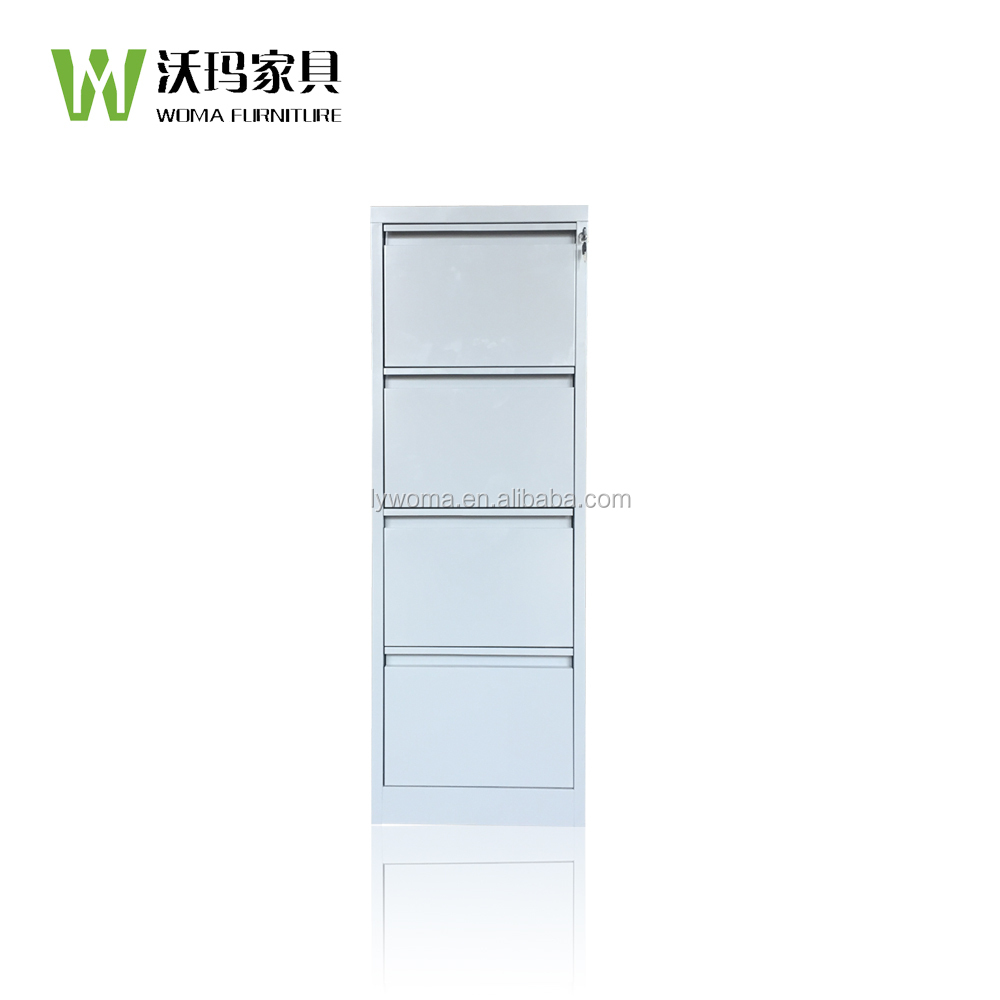4 drawer industrial metal file cabinet documents cabinet with drawers
