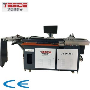 Two Track-design Combine Bending and Creasing Rules in One Set and Sheet Metal Cutting and Bending Machine Price