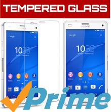 Screen Protector Tempered Glass sFor Sony Xperia Z3 Compact Glass Film De Protection Ecran En Verre Trempe For Sony Z3 Compact