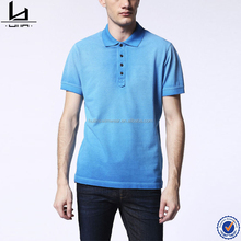 New design wholesale factory cost high quality mens 100% cotton polo tshirt