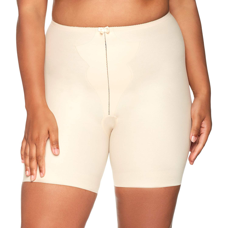Naturana Women's Long Leg Panty Girdle 0418