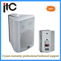 High power 45W wall mount surround sound speaker system