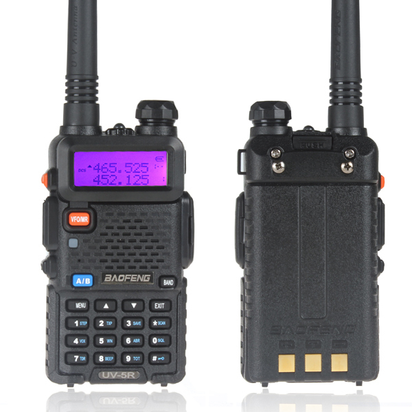 Long time standy 3800mah cheap price radio amateur 8W uv5r
