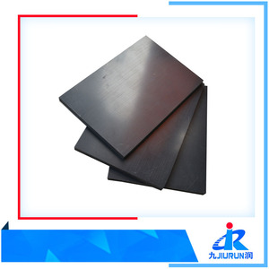Engineering Plastics 2.5mm or 3mm Polypropylene Black Sheet