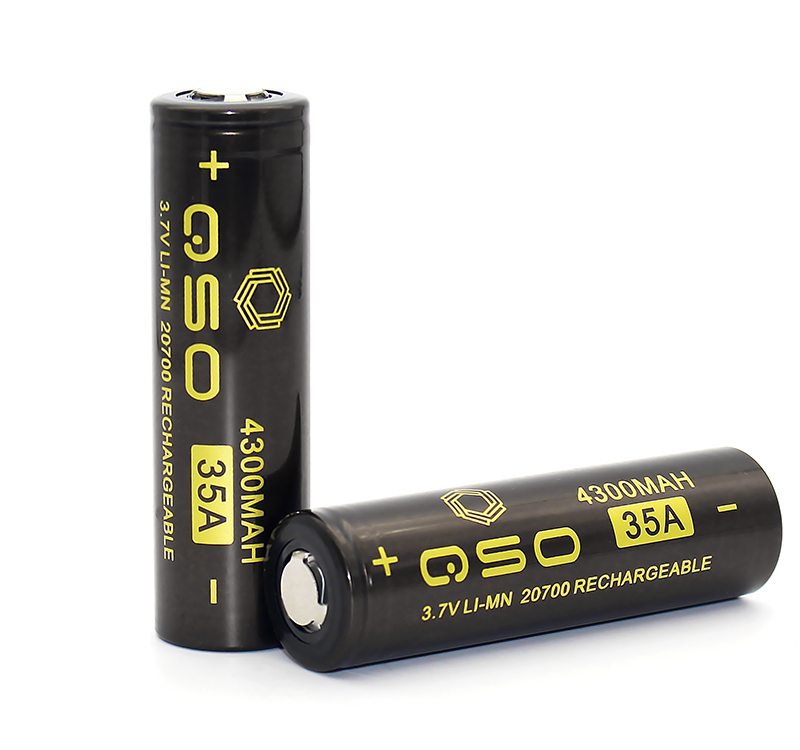 20700 box mod high drain battery 4300mah 35A free samples