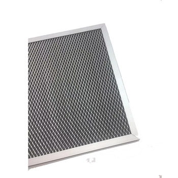 China durable fashion design metal mesh air conditioner filters