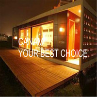 XGZ ready made new style philippines movable container villa