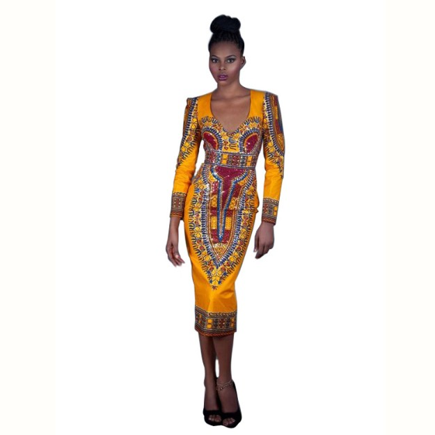 zm23674a printed long african skirts fashion women sexy bodycon dress