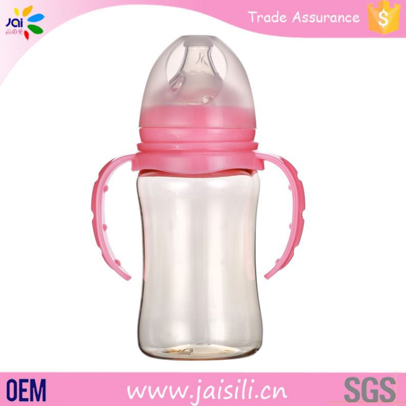 new products food grade funny shape disposable ppsu feeding bottle