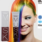 Semi-Permanent Hair Color OEM ODM Available and Effect Excellent Organic Hair Color