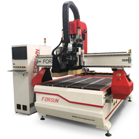 Germany quality1325 atc automatic tool change cnc router table for wood factory