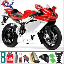 For MV AGUSTA Fairing Bodykit F4 1000 2005 2006 white and red Fairing Bodywork Kit Set Fit MV Agusta Aftermarket Motorcycle