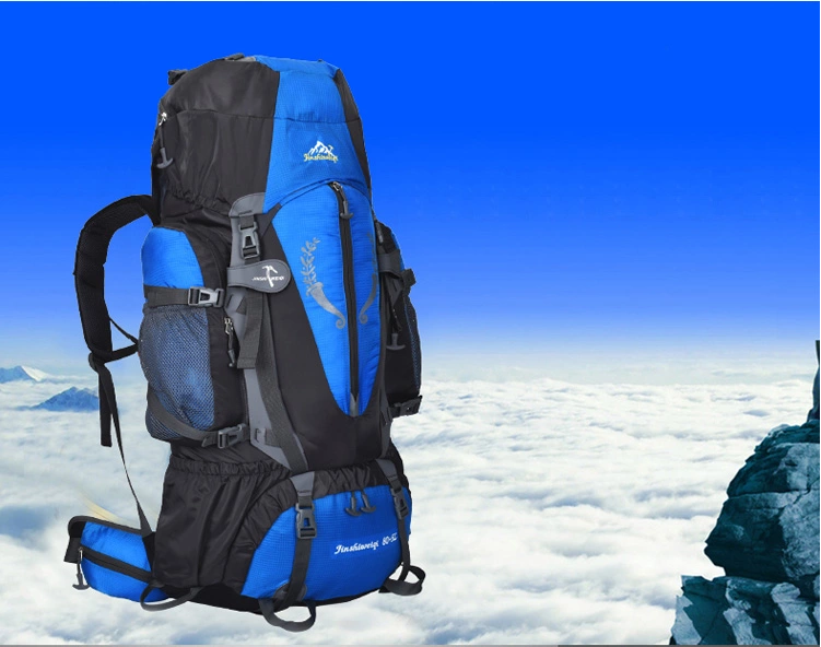 5a36df54f4b9 new design 85L 95l 100l huge capacity durable ripstop mountain backpack  outdoor waterproof nylon 100 liter