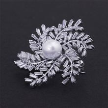 TOP sale different types brilliant fashion jewelry brooch