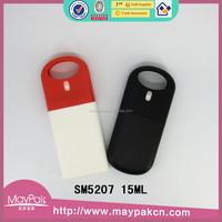 Unique Design 2016 15ml Credit Card Hand Sanitizer Spray