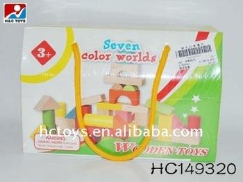 Child craft wood blocks hc149320 buy child craft wood for Child craft wooden blocks