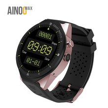AinooMax kw88 kingwear smartwatch kw rey usar <span class=keywords><strong>os</strong></span> reloj inteligente