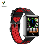 Top quality stylish Q18 smart watch band for apple with free cellphone holder