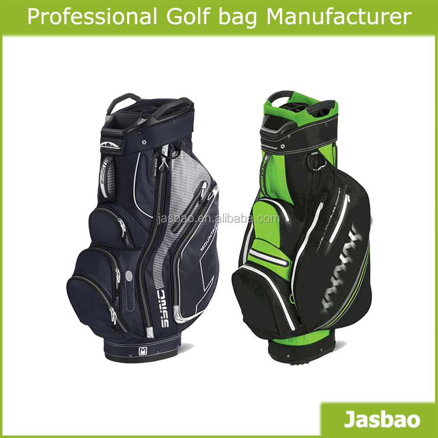 Customized Polyester Golf Cart Bag