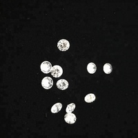 HPHT CVD synthetic diamond white loose diamond