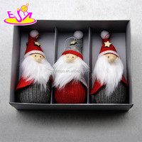2017 New products top fashion baby dolls toy wooden Christmas gifts for girls W02A243