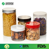 With gold /pp/silver/transparent cap square/round shape pet bottle good grade honey jars hot sale plastic container