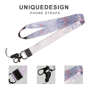 New Arrival Universal Phone Case Detachable Mobile Neck Lanyard Strap With Mix Color