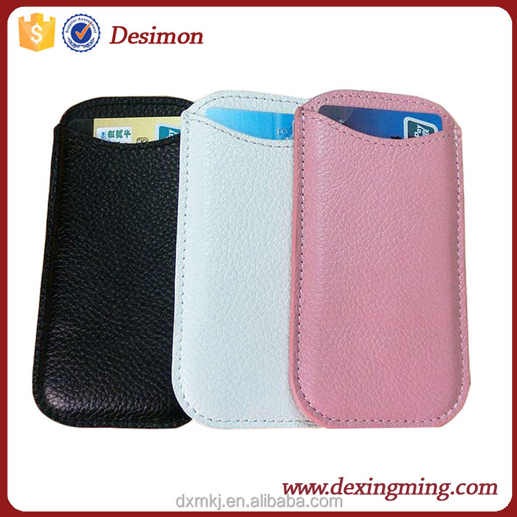 Leather Pocket Sleeve iphon 5s case,ipone 5s phone case