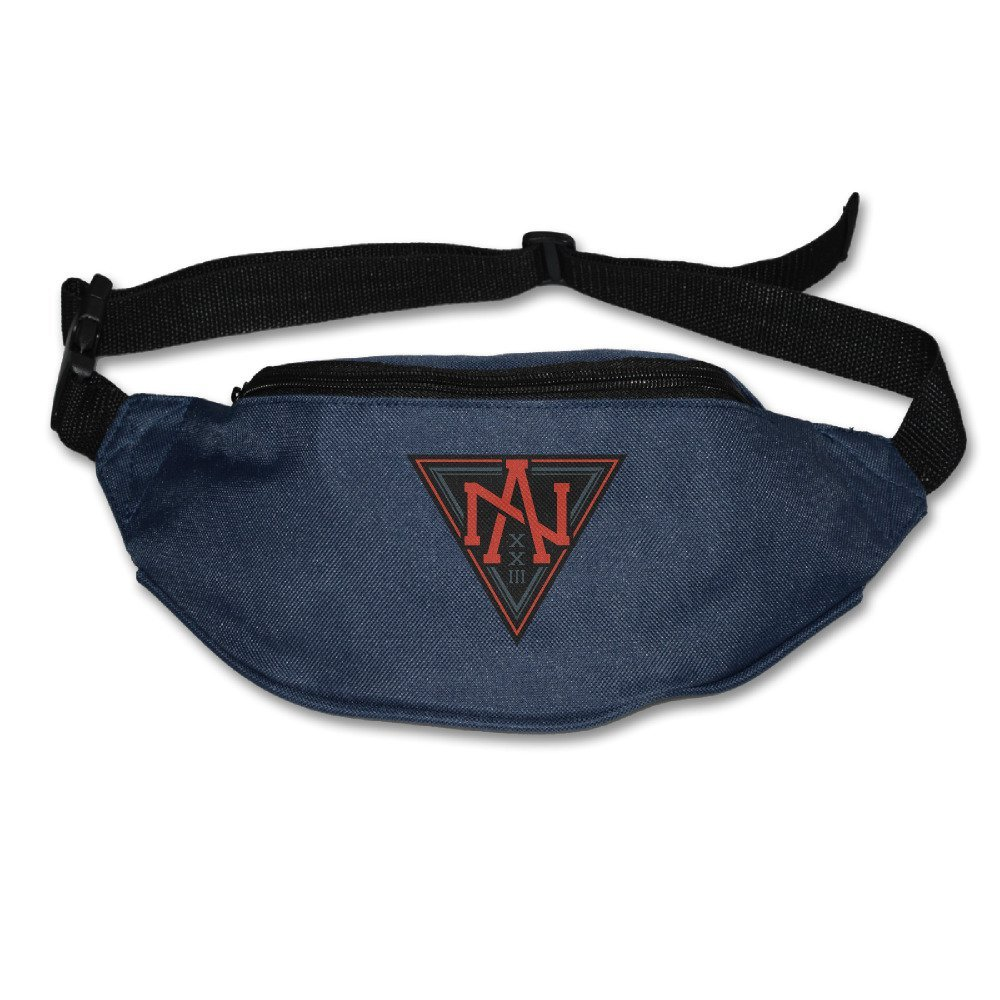 Anuoge Team North America 2016 World Cup Of Hockey Sports Belt Waist Bag