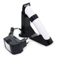 Lightweight ergonomics design professional barber hair clipper with base