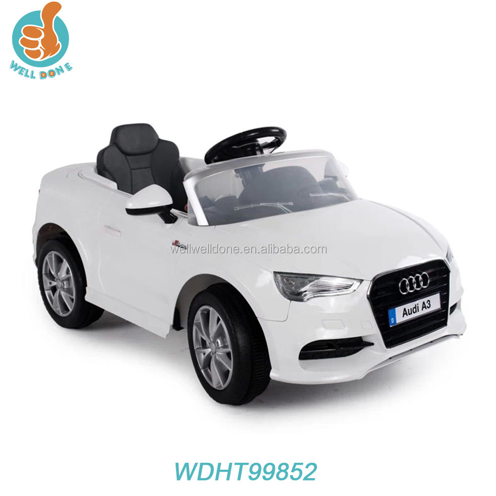 Wdht12 Fashion Style Ride On Car Rechargeable Battery Powered Ride On  Toy Car Toy Audi A12 - Buy Ride On Car,Audi,Ride On Toy Product on  Alibaba.com | audi toy car