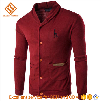 2017 Autumn Fancy Cardigan Man Sweater,Men's Long Sleeve Shrug ...