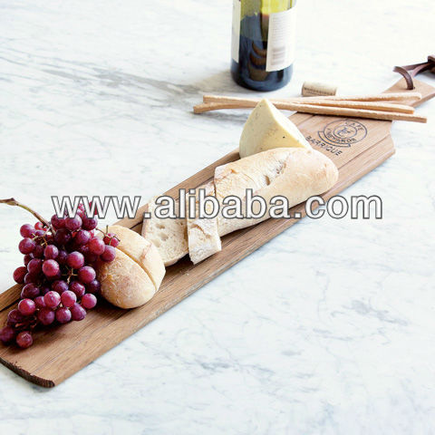 Baguette Board With Handle