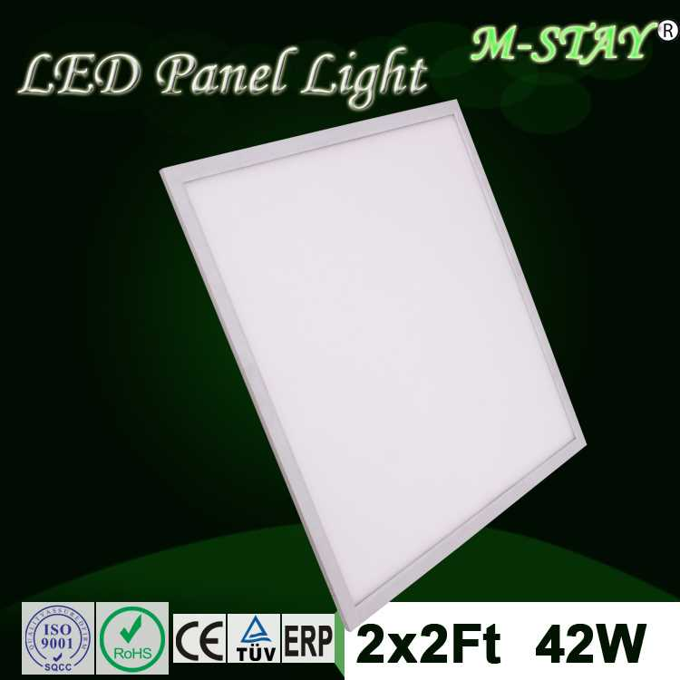 HOT!!! TUV CE RoHS factory direct sale led panel light 3w crystals with negative ions