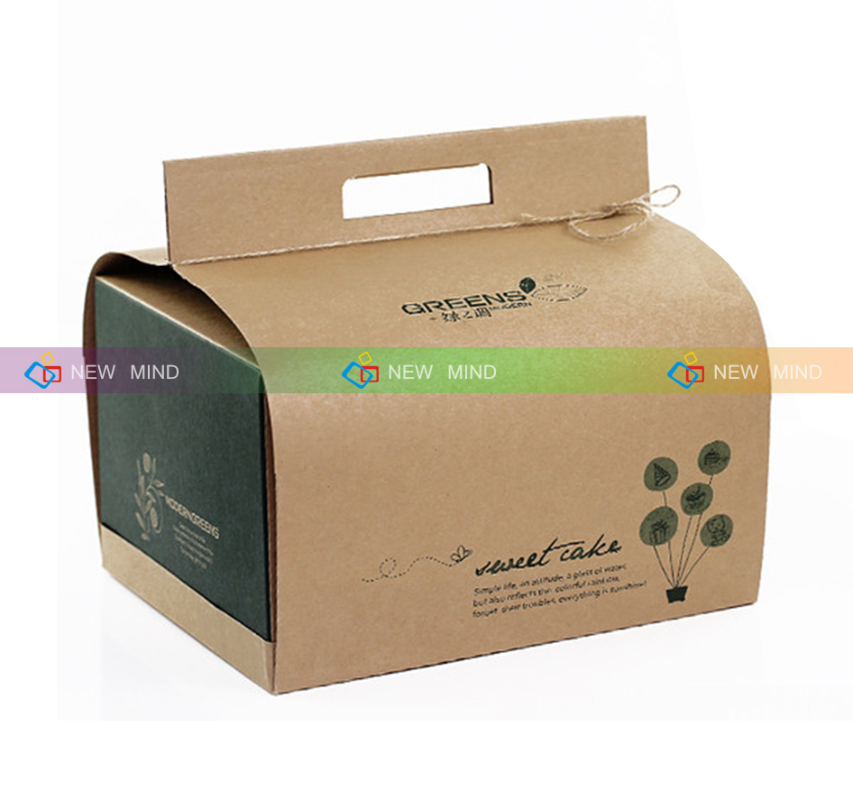 Disposable Cake Boxes