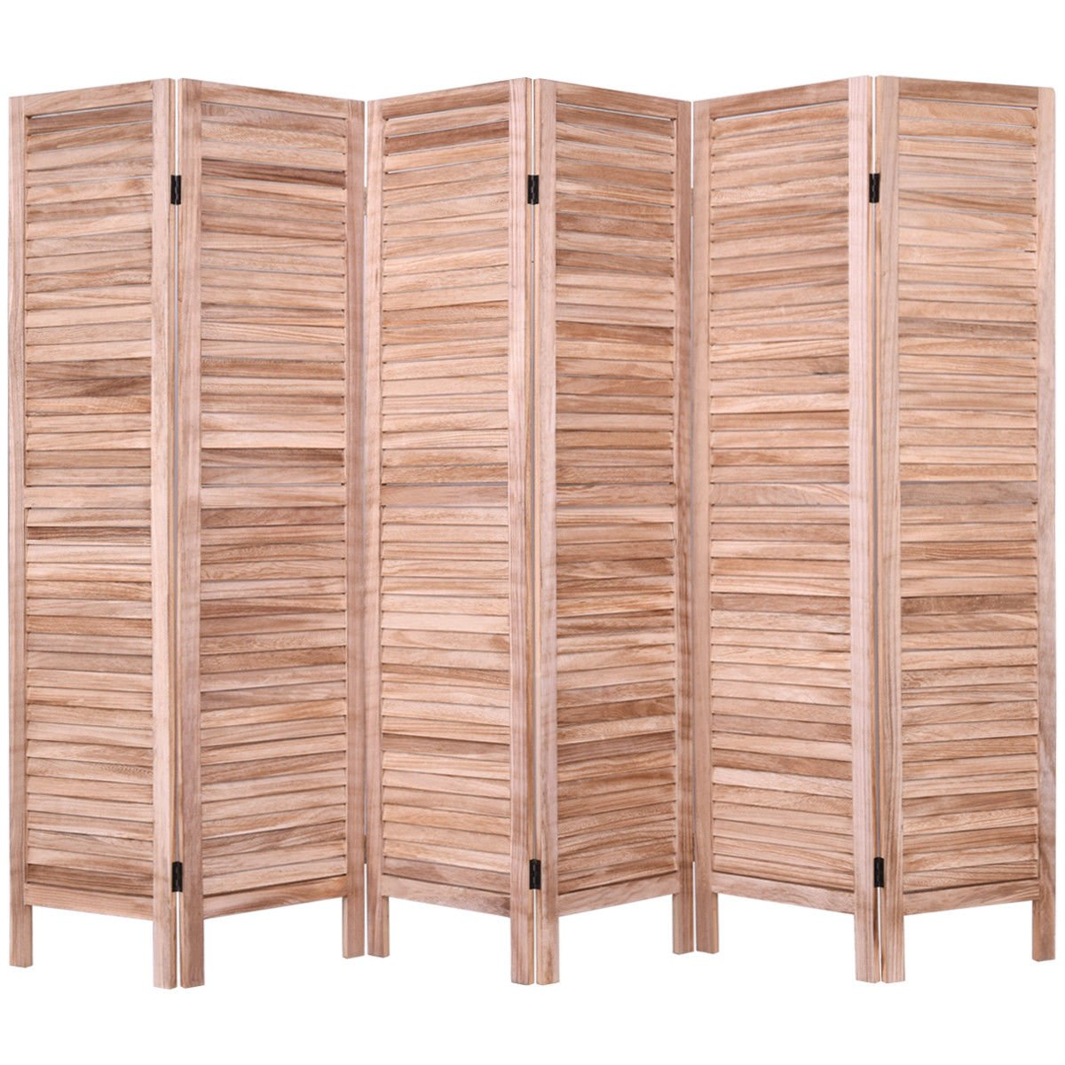 Get Quotations Giantex 6 Panel Screen Room Divider Wood Folding Oriental Freestanding Tall Parion Privacy