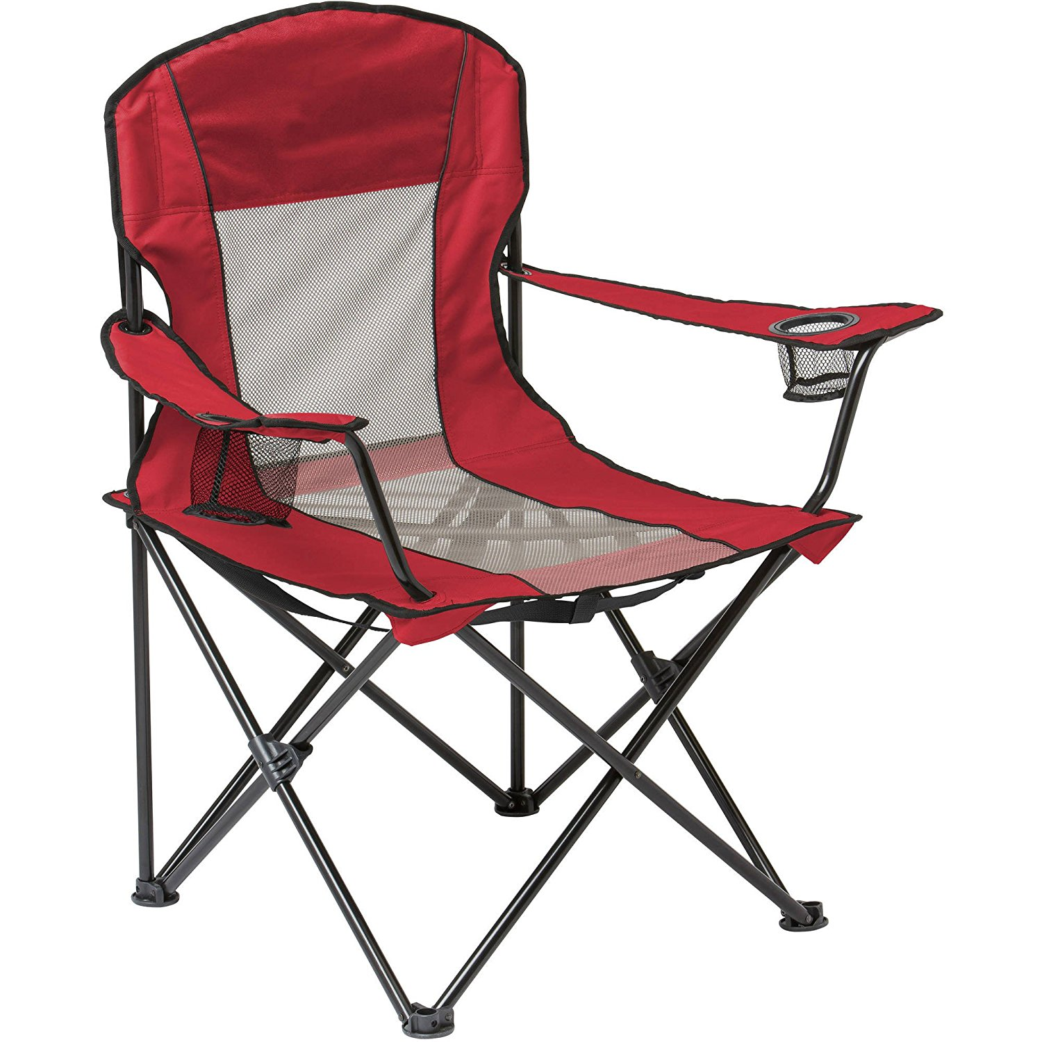 Pleasing Buy Ozark Trail Oversized Mesh Lounge Chair In Cheap Price Theyellowbook Wood Chair Design Ideas Theyellowbookinfo