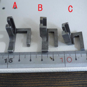 Newly presser foot for multifunctional zigzag household sewing machine mk306 and mk309