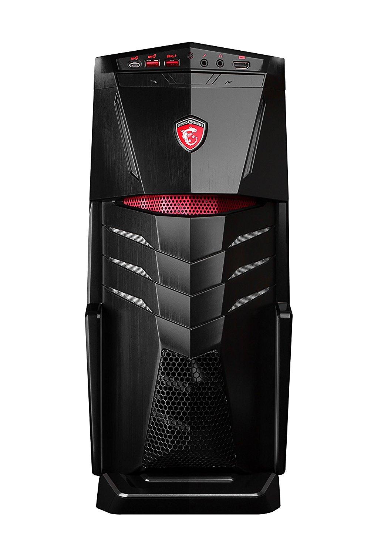 MSI VR Ready Aegis Ti-018US Powerhouse Gaming Desktop Geforce GTX 1070 Dual SLI i7-6700K 32GB 512GB SSD + 1TB