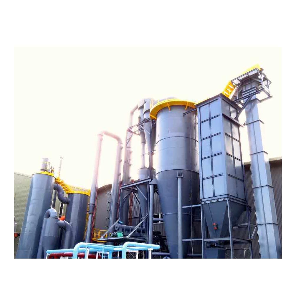 peat gasification power plant equipment
