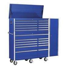 "56"" 24 Drawer Tool Chest and Rolling Tool Cabinet Set"