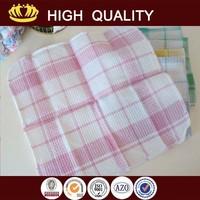 twill solid color custom printed cotton herringbone weave tea towel