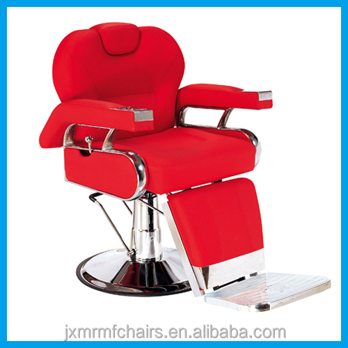 Elegant Cheap Sale Reclining Barber Chair /red Fashion Barber Chair M8060   Buy  Used Barber Chairs For Sale,Modern Barber Chairs,Antique Barber Chair  Product On ...