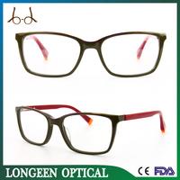 G3582-C2044 new design eyewear acetate Frame eyeglasses online